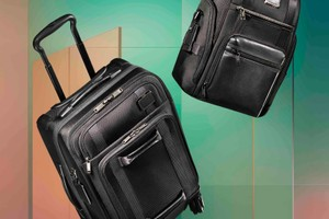"Picture of TUMI Launches Its First Sustainable Luggage Collection, ""TUMI Merge"""