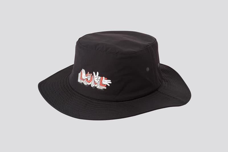 AMBUSH x Disney x Uniqlo UT Minnie Mouse Collection Hat Black