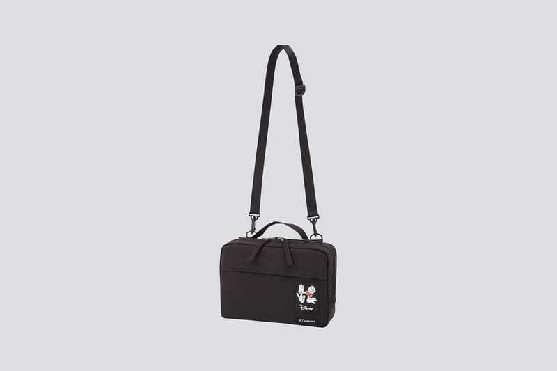 AMBUSH x Disney x Uniqlo UT Minnie Mouse Collection Bag Black