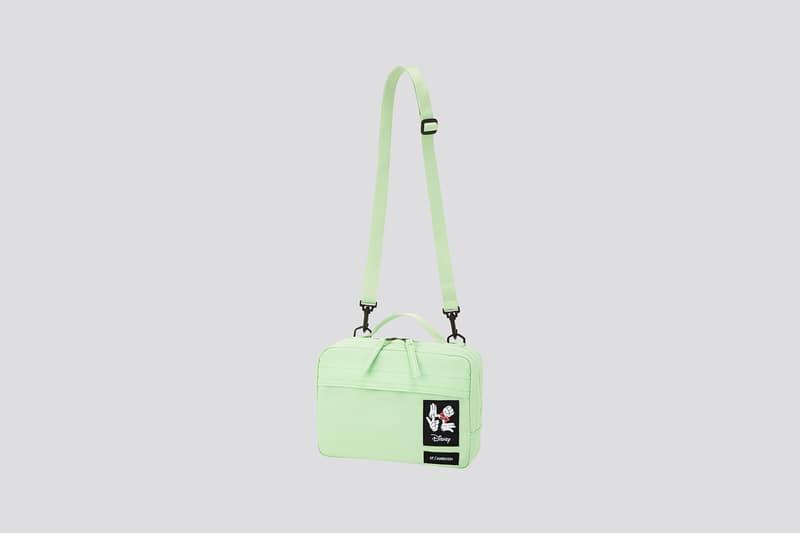 AMBUSH x Disney x Uniqlo UT Minnie Mouse Collection Bag Green