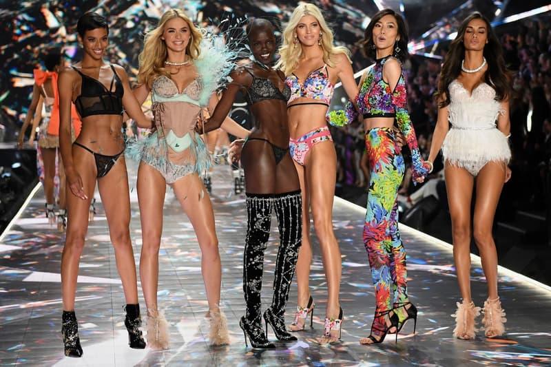 Victoria's Secret Fashion Show Liu Wen Devon Windsor