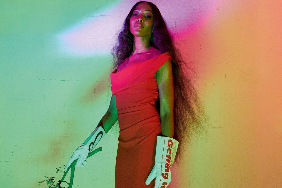 Naomi Campbell Stuns in Vivienne Westwood's SS20 Campaign