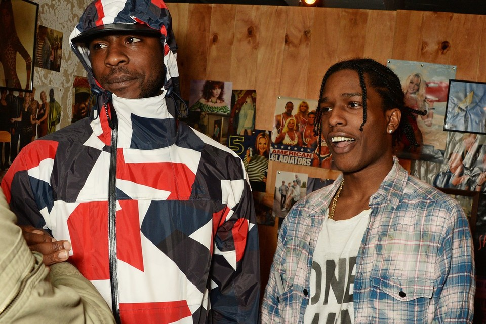 A$AP Rocky, Meek Mill and Skepta are Headlining at London's Wireless Festival