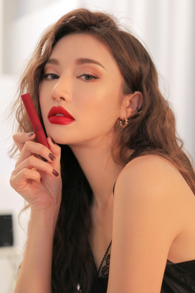 3CE K-Beauty Spring Makeup Collection Nude Blush Lipstick Colors