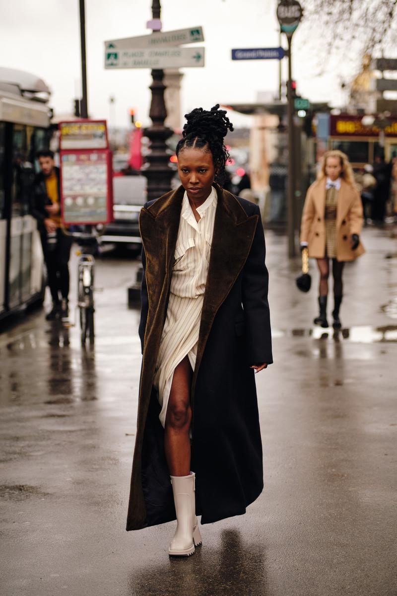 Paris Fashion Week Fall/Winter 2020 Street Style