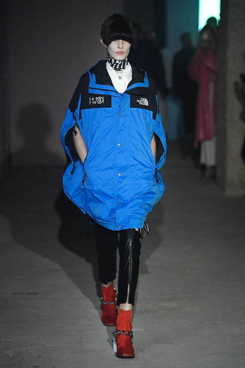 MM6 Maison Margiela x The North Face Collaboration