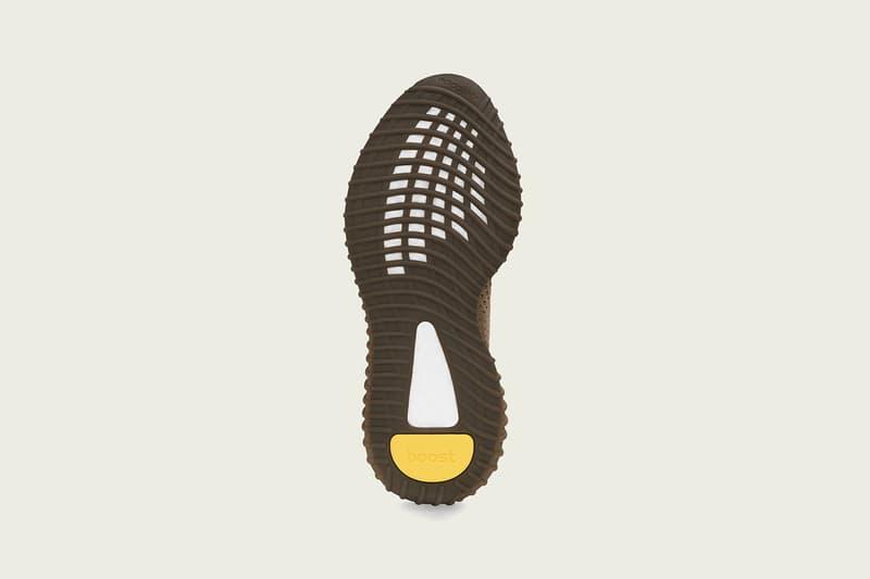 "YEEZY Boost 350 V2 ""Earth"" adidas Originals Kanye West"