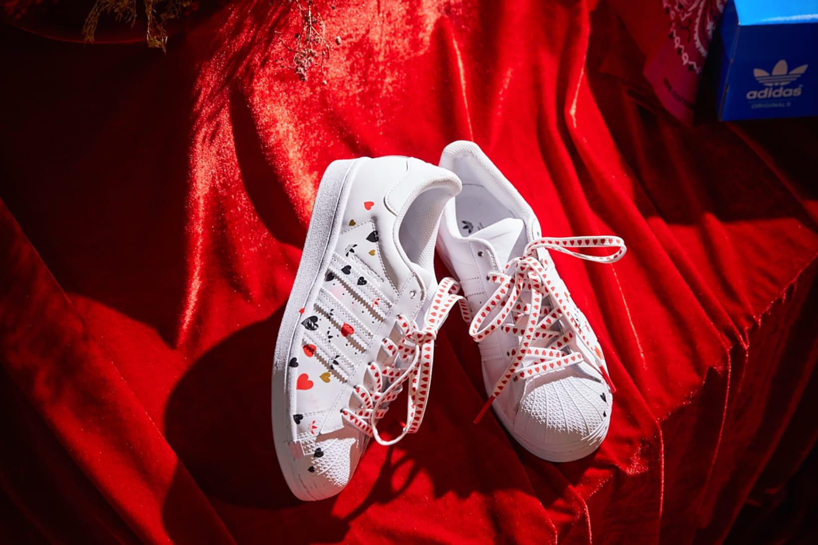 adidas' Valentine's Day Sneaker