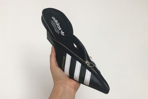 Picture of Paolina Russo and Marko Baković Reworked the adidas Superstar Into Mules and Boots