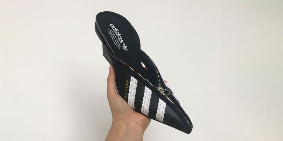 Paolina Russo and Marko Baković Reworked the adidas Superstar Into Mules and Boots