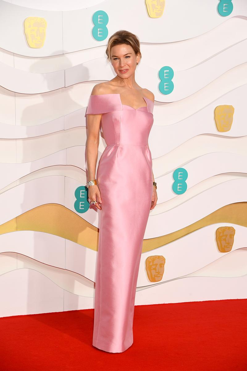 bafta awards best celebrity red carpet looks lily rose depp zoe kravitz