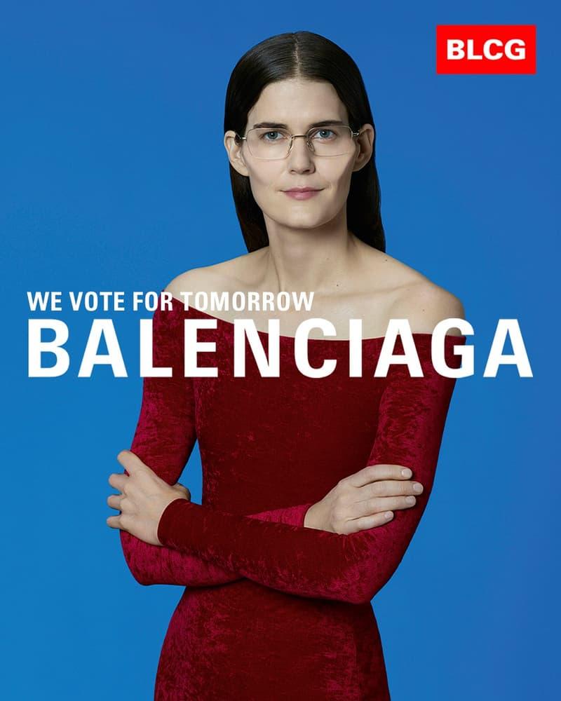 Balenciaga Spring/Summer 2020 Campaign Collection