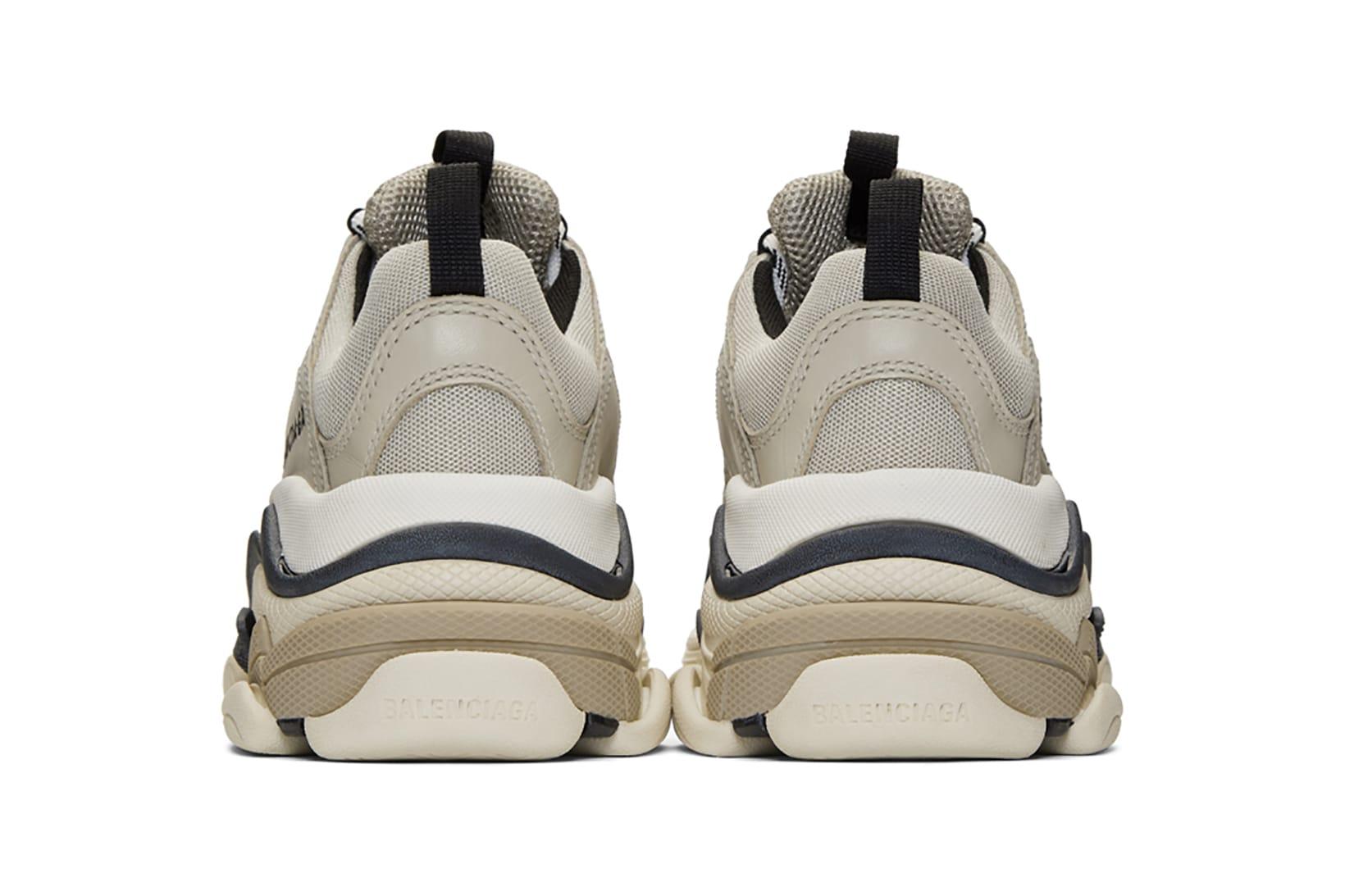 Zapatillas Balenciaga Triple S imitacion Zapatillas para Hombre en