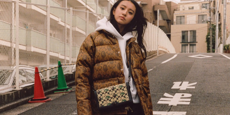 See Every Piece From the BAPE x Coach Collection