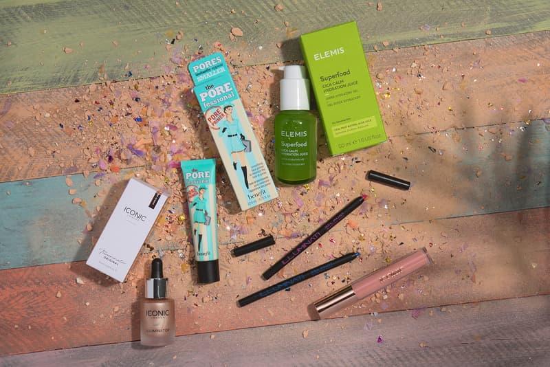 best beauty subscription boxes skincare makeup hair face masks boxycharm