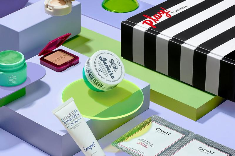best beauty subscription boxes skincare makeup hair face masks sephora play