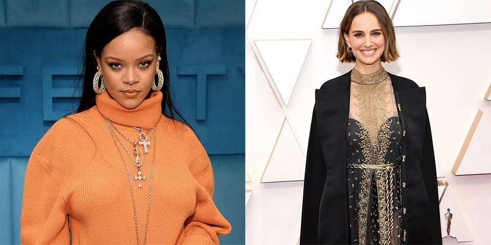 The Best Celebrity Style This Week: Rihanna, Natalie Portman and More