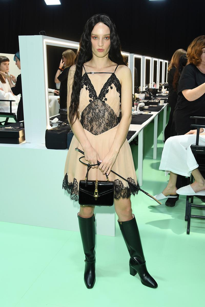 Celebrity Style Milan Fashion Week FW20 Petra Collins Gucci