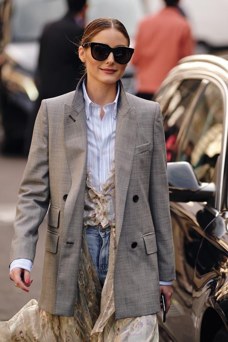 Celebrity Style Milan Fashion Week FW20 Olivia Palermo