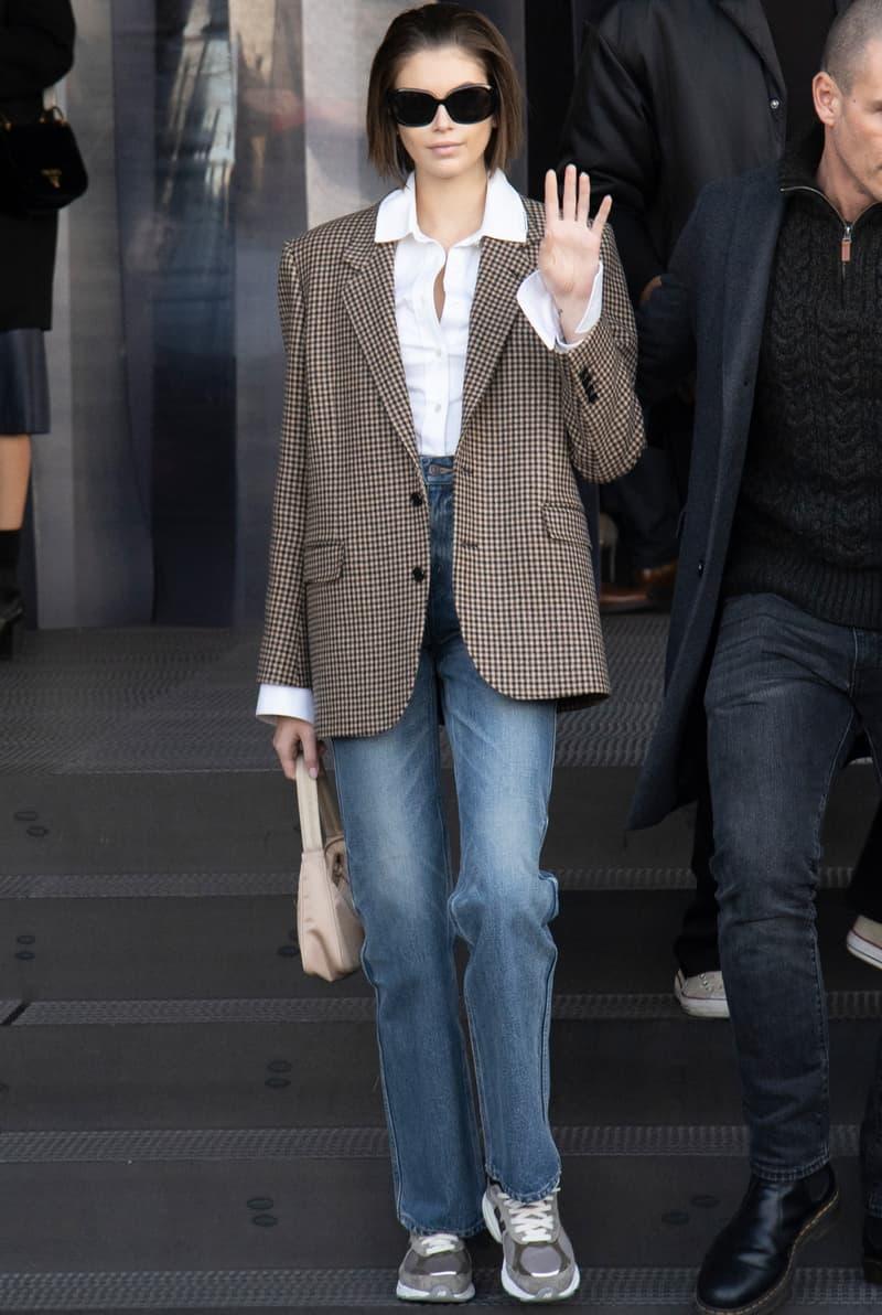 Celebrity Style Milan Fashion Week Fall Winter 2020 Lisa BLACKPINK Prada
