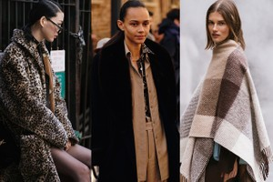 Picture of The Coolest Model Off-Duty Style From Fashion Month FW20