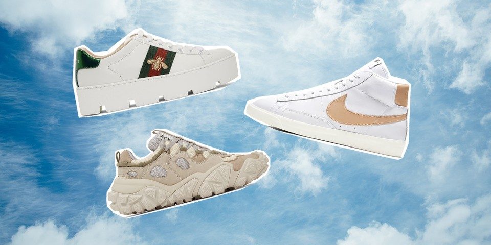 The Sneaker Edit: The 10 Best Kicks for Stepping Into Spring