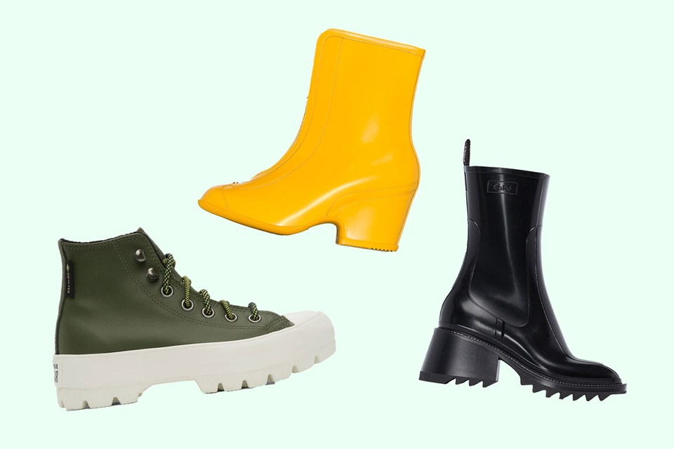 13 Pairs of Stylish Waterproof Boots to Brave Winter Weather In