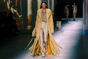 Picture of Bottega Veneta Takes a Chance on a Maximalist Aesthetic for FW20