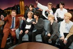 Picture of BTS Joins James Corden in the Latest Episode of 'Carpool Karaoke'