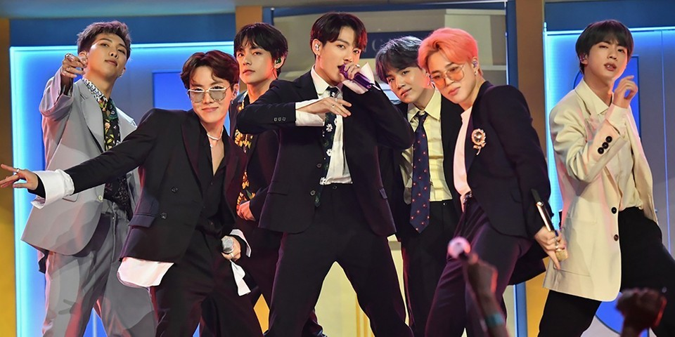 Big Hit Entertainment Announces BTS' Global Press Conference for 'MAP OF THE SOUL : 7'