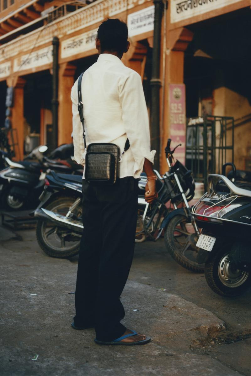 "Byredo Spring/Summer 2020 ""Homecoming"" Collection Ben Gorham Accessories Leather Goods"