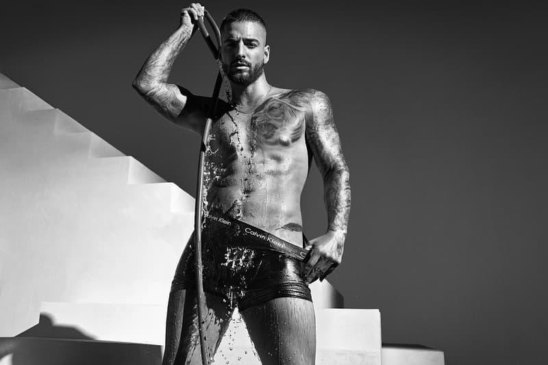 calvin klein jeans underwear spring summer campaign kendall jenner hunter schafer black bra white shorts tank top