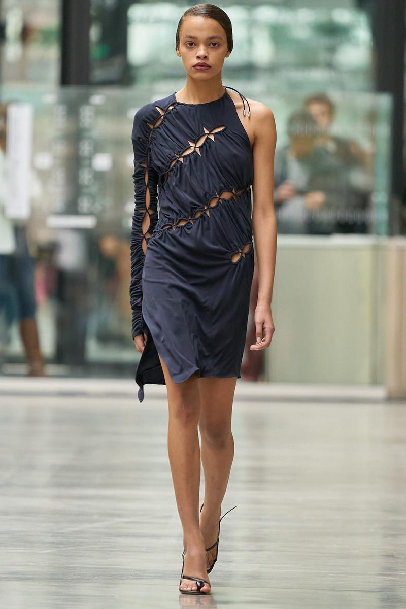 coperni sebastien meyer arnaud vaillant paris fashion week fall winter collection dress