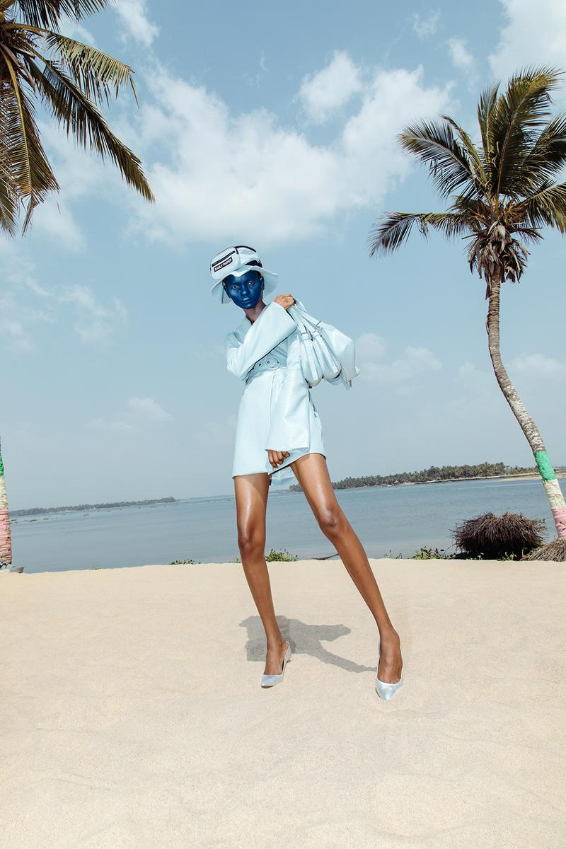 daily paper spring summer collection campaign futuristic nostalgia cultural heritage
