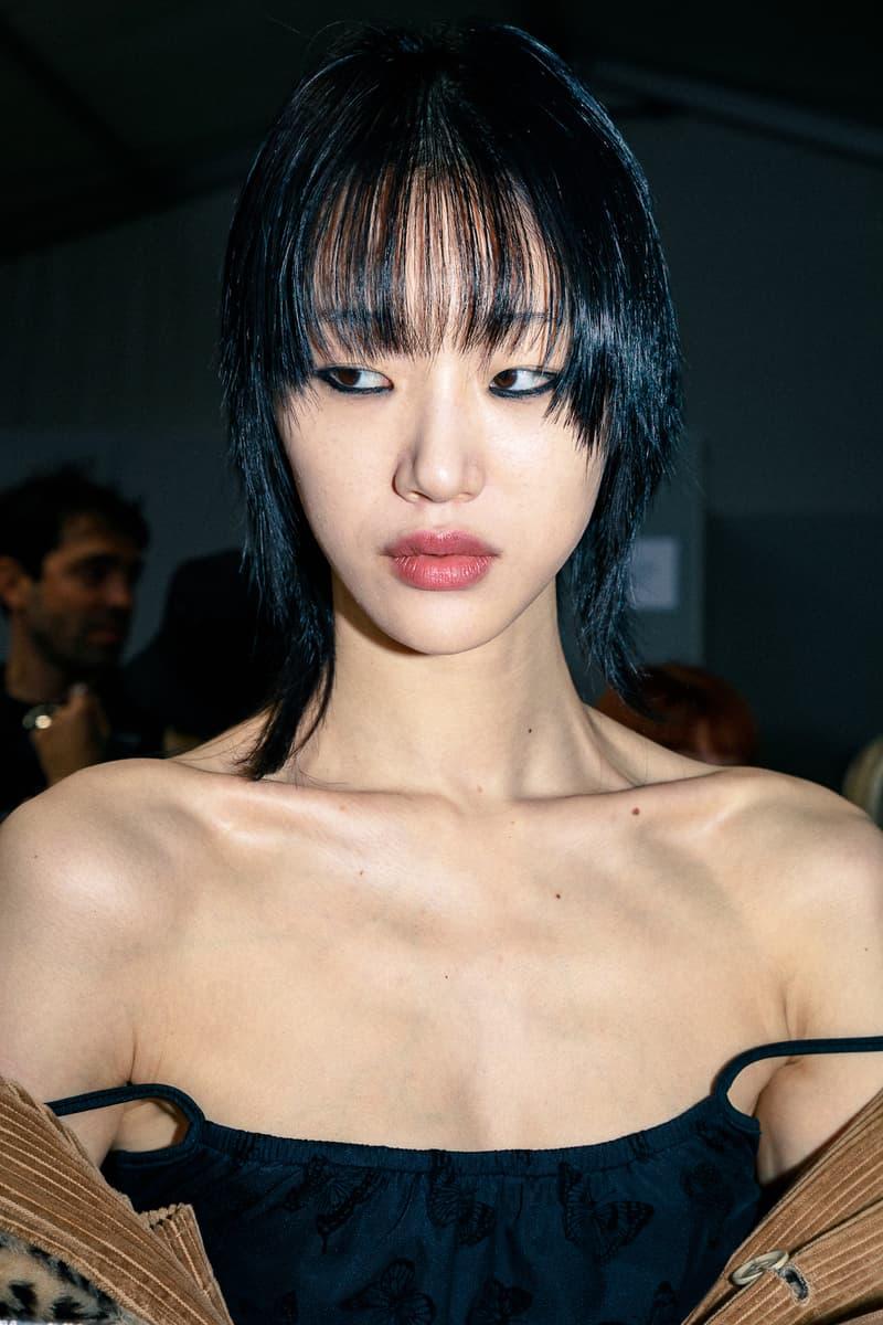 Dior Fall/Winter 2020 Collection Backstage Beauty Maria Grazia Chiuri Behind the Scenes Paris Fashion Week