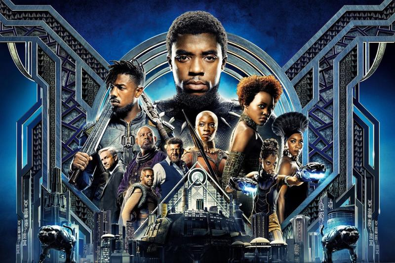 Black Panther Marvel Disney Movies Disney+ Streaming Service March 2020