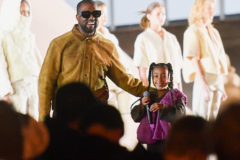YEEZY Kanye North West Paris Fashion Week Highlights