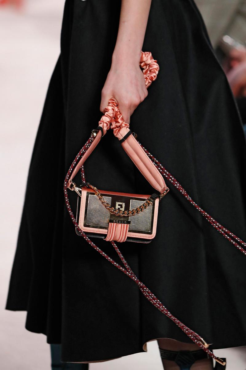 Fendi Fall/Winter 2020 Collection Bags Accessories Crossbody