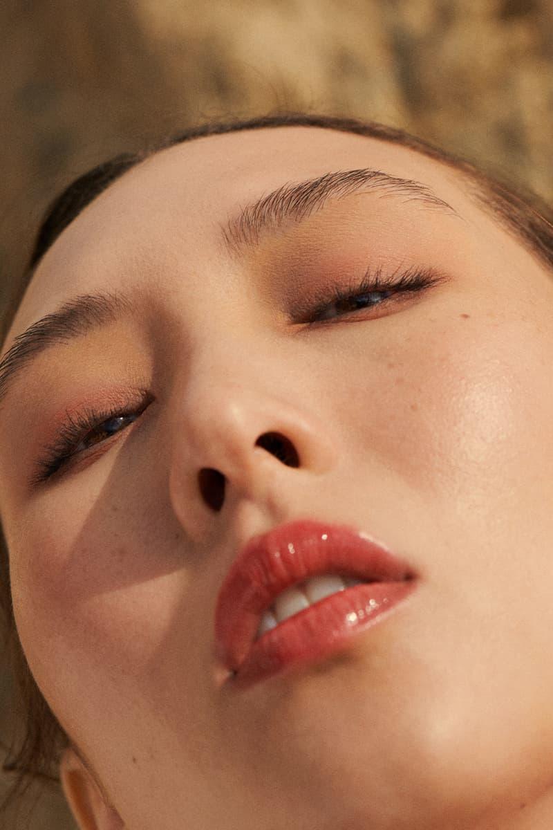 Glossier Skywash Eyeshadow Tint Makeup Product Shade Lip Gloss