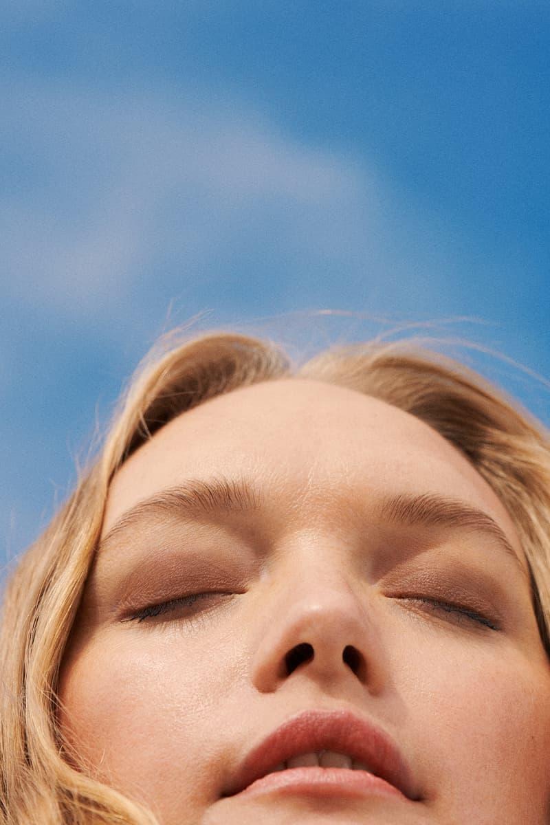 Glossier Skywash Eyeshadow Tint Makeup Product Shade Gemma Ward Brown