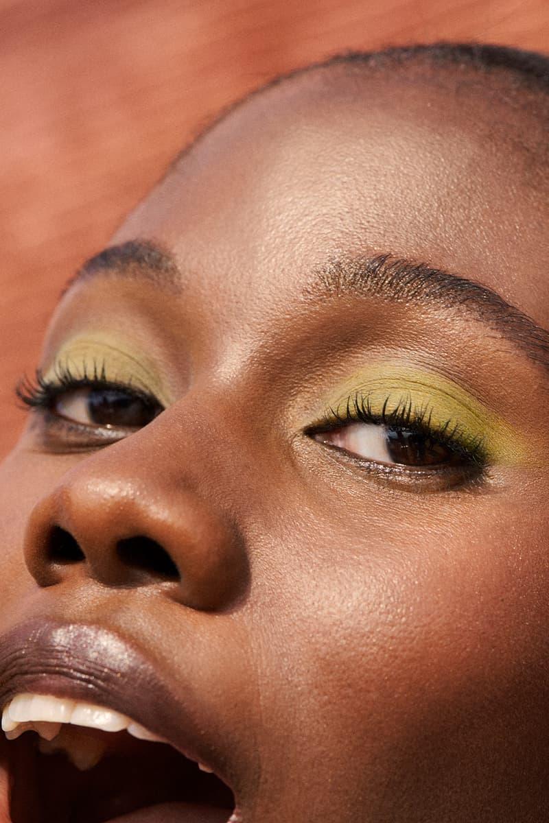 Glossier Skywash Eyeshadow Tint Makeup Product Shade Green