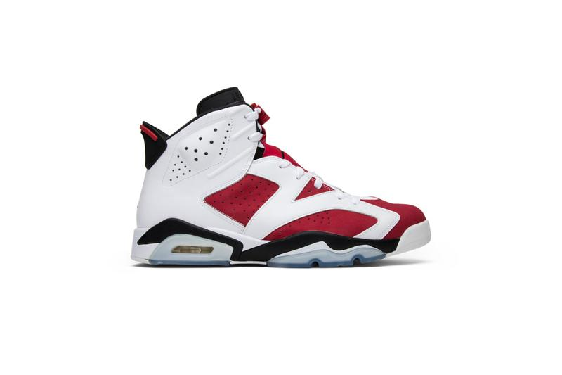 "2014 Air Jordan 6 Retro ""Carmine"""
