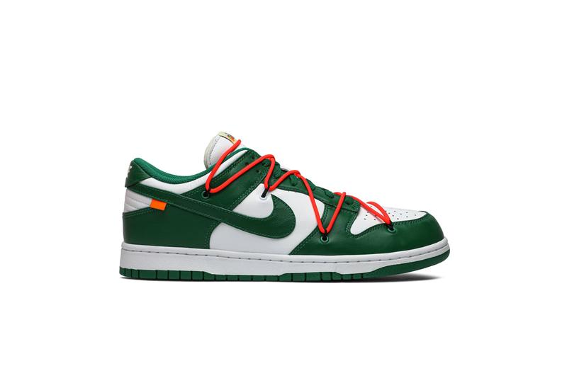"Off-White ™ x Dunk Low ""Pine Green"""