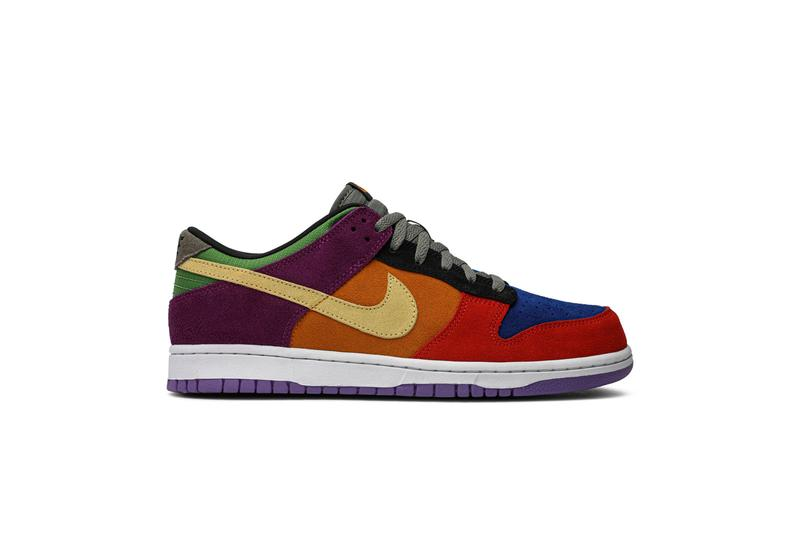 "2019 Nike Dunk Low SP Retro ""Viotech"""
