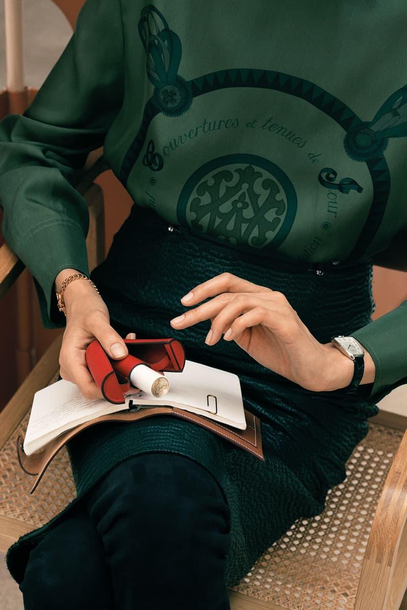 Hermès Beauty Rouge Lipstick Collection