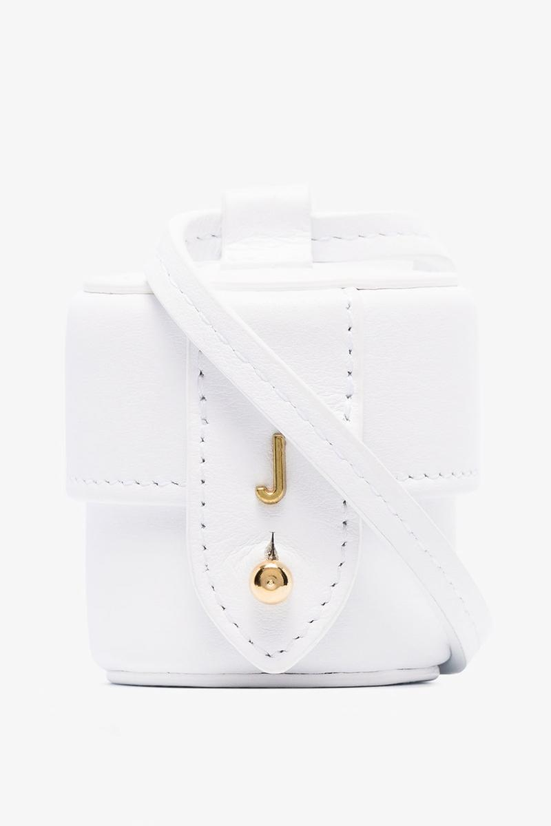 Jacquemus Le Vanity Bag White