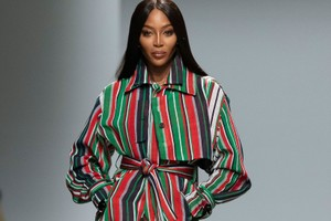 Picture of Kenneth Ize Makes Paris Debut With FW20 Collection