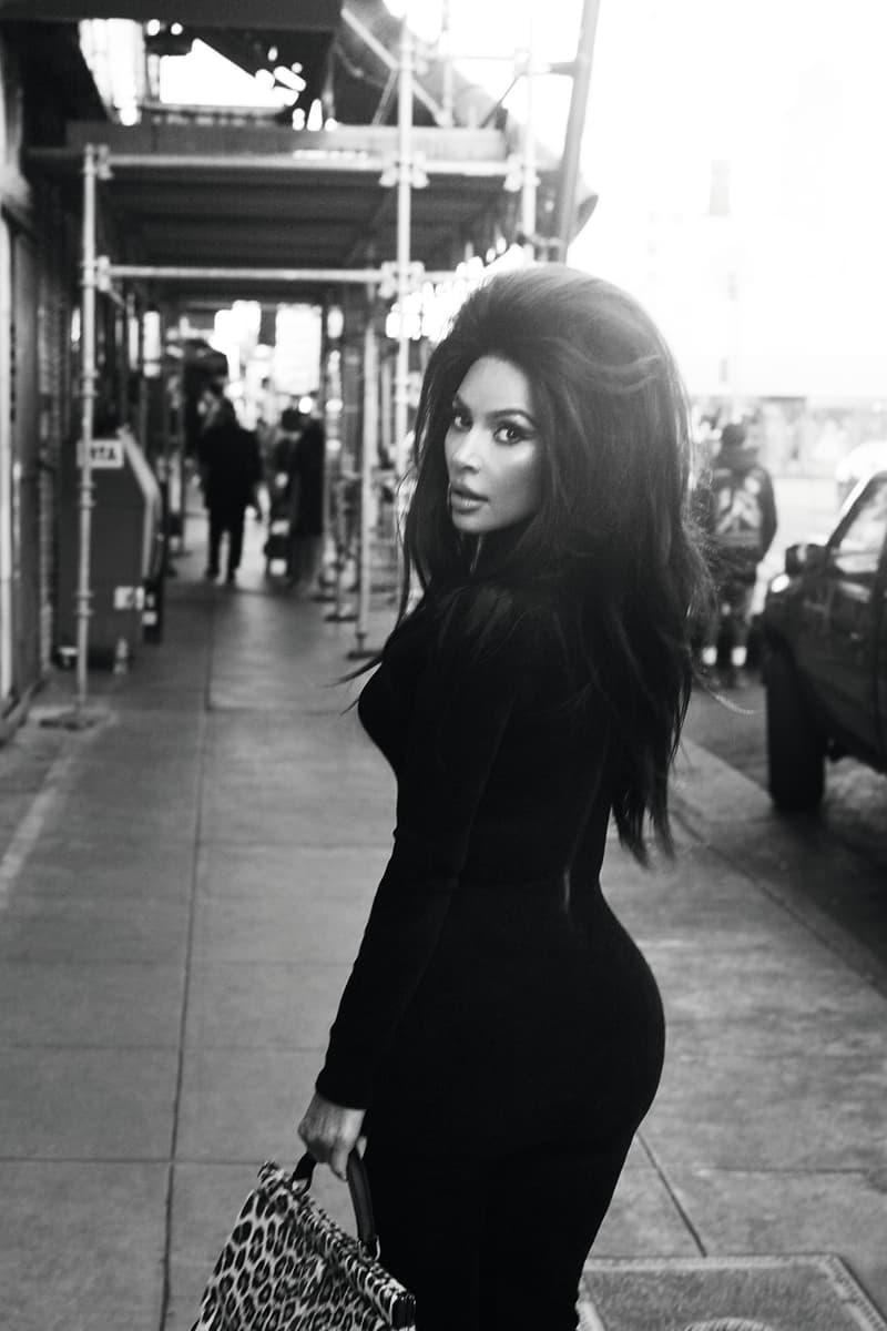 CR Fashion Book Power Issue 16 Kim Kardashian