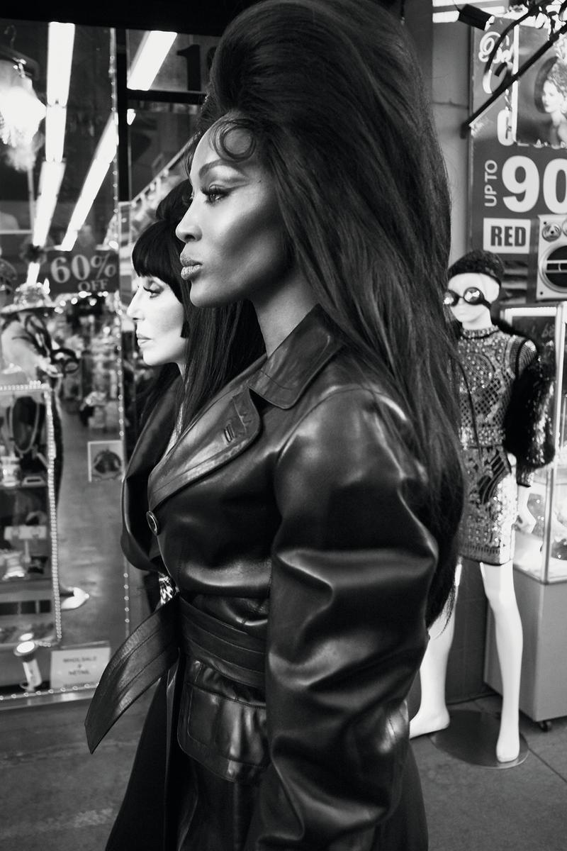 CR Fashion Book Power Issue 16 Naomi Campbell