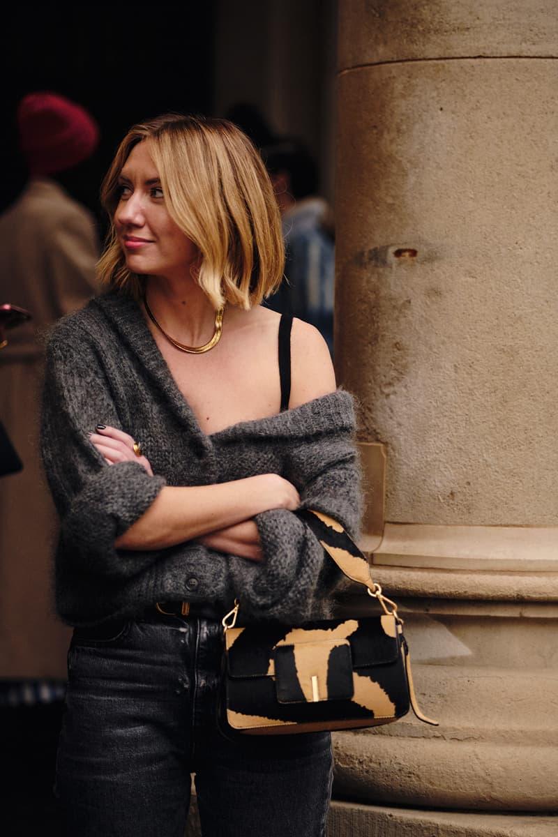 Street Style London Fashion Week Fall Winter 2020